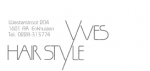 Visite kaartje Yves Hair Style DEFF 425 (1)